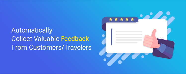 Introducing – Travelers Feedback Form Feature